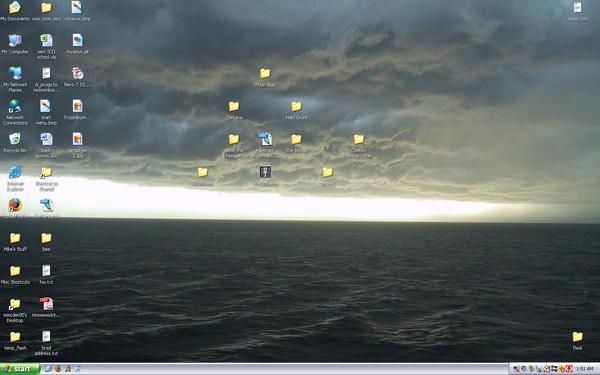 My Desktop by billybob884