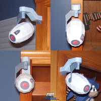 Portal Security Camera Assmbld by billybob884