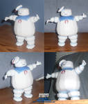 Stay Puft Marshmallow Man Assm