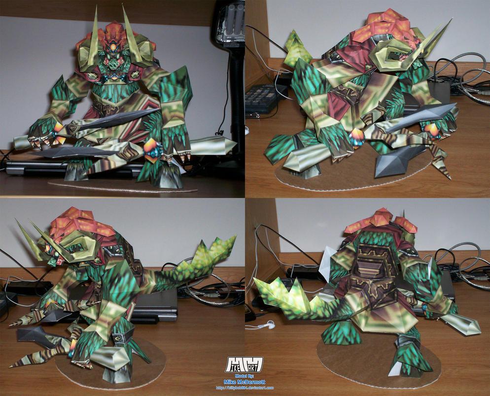 Ganon Assembled by billybob884