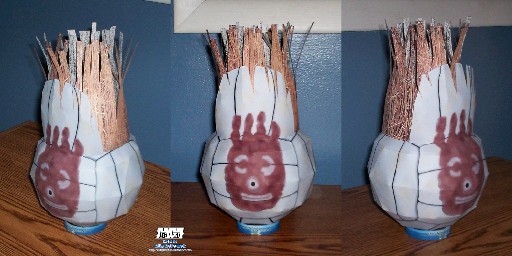 Wilson the Volleyball Assembld by billybob884