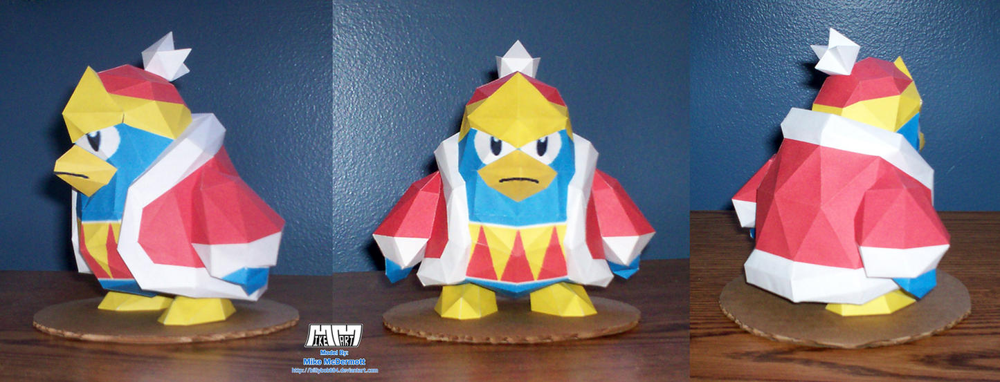 Damn... what if they make Amiibo Labo? I would get packs if it was this...   https://pre00.deviantart.net/f6a7/th/pre/f/2009/001/0/e/king_dedede_assembled_by_billybob884.jpg