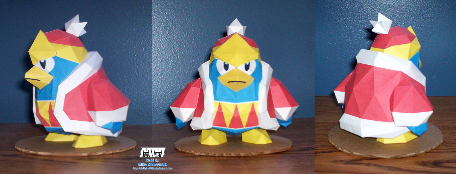 King DeDeDe Assembled by billybob884
