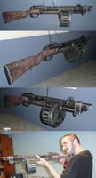 Combat Shotgun Assembled
