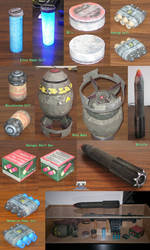 Fallout 3 Ammo Assembled by billybob884