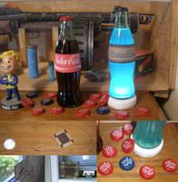 Nuka Colas + Caps by billybob884