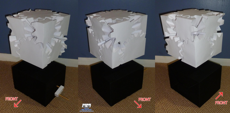 Gear Cube Assembled StillShots by billybob884