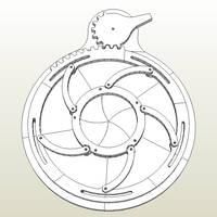 Mechanical Iris WIP