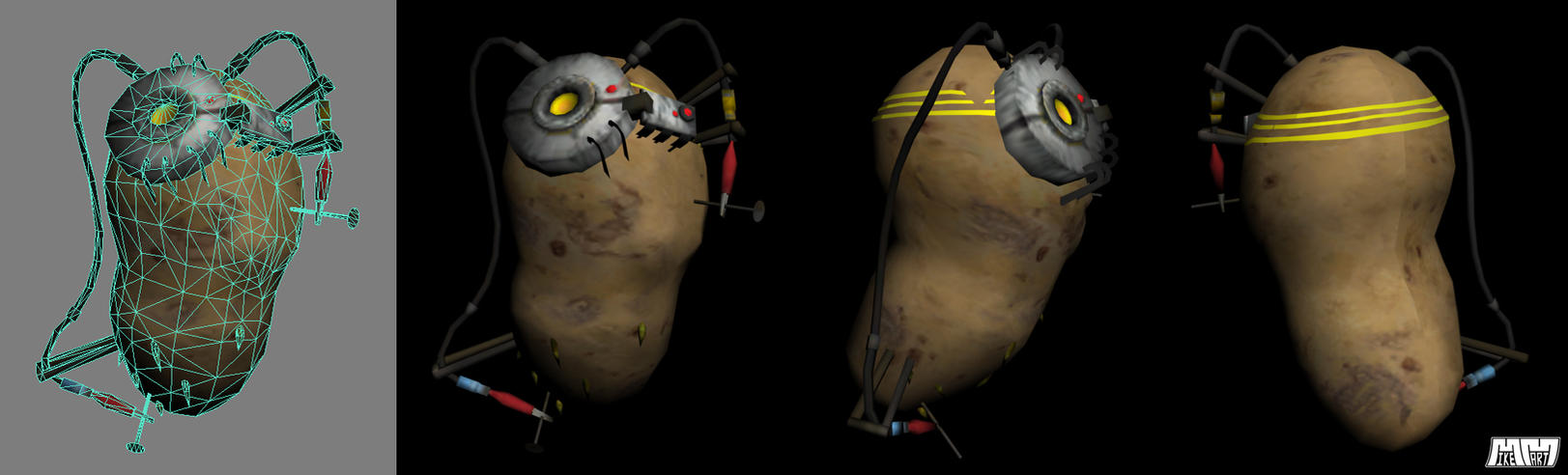 PotatOS W.I.P. by billybob884