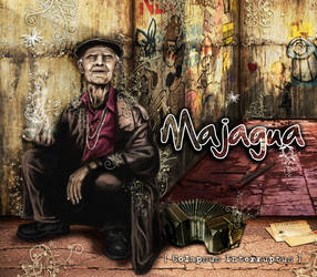 MAJAGUA, CD COVER by silent2283