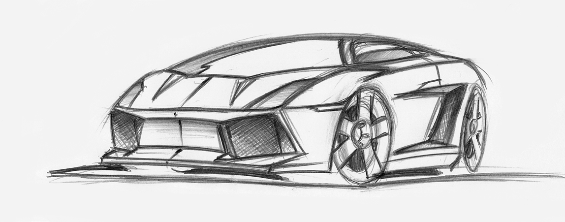 how to draw a lamborghini step by step cars draw cars