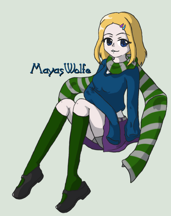 MayasWolfe's Profile Picture