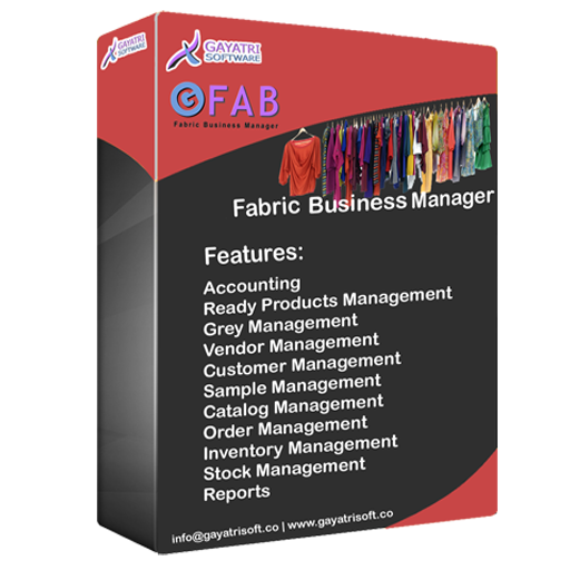Garment Management Software by gayatrisoftwares