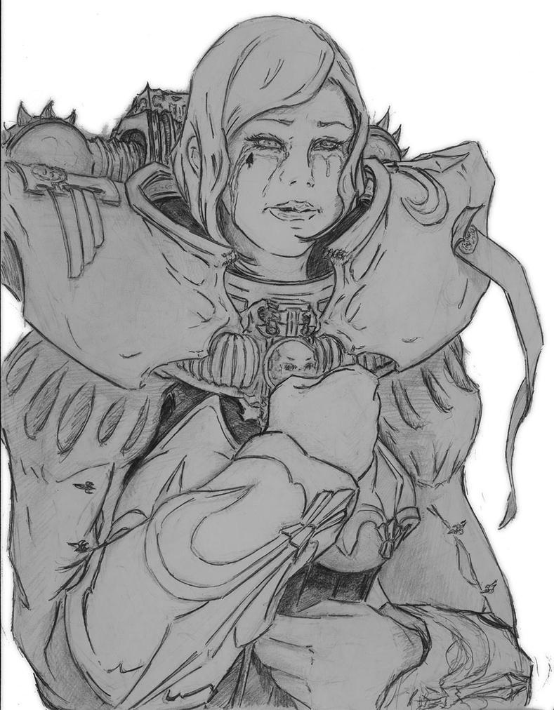 Battle Sister by Morendred