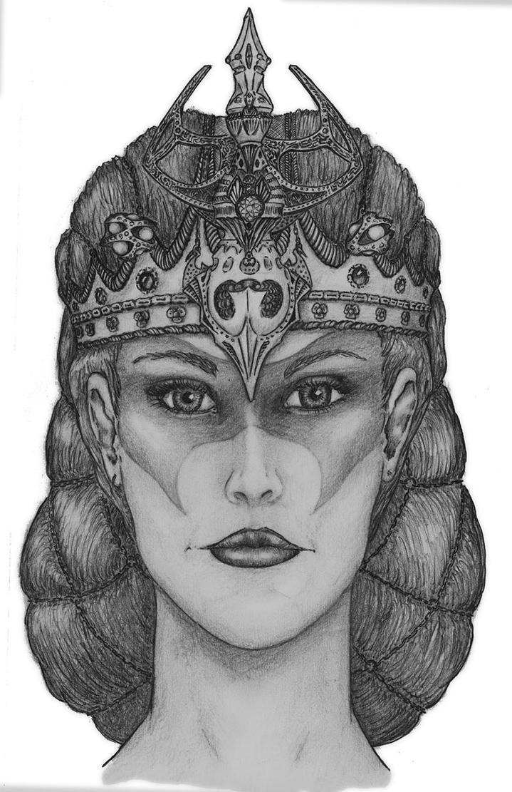 Emperor - sketch by Morendred