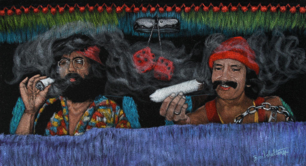 gallery for cheech and chong wallpaper