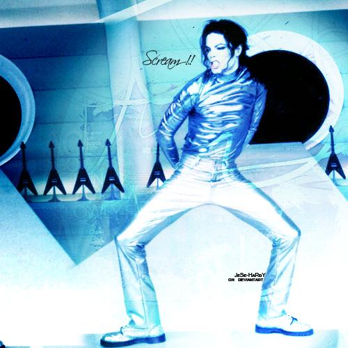 Michael Jackson lScreaml by JeSe-HaRdY