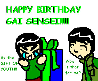 happy_birthday_gai_sensei_by_emokowx616.