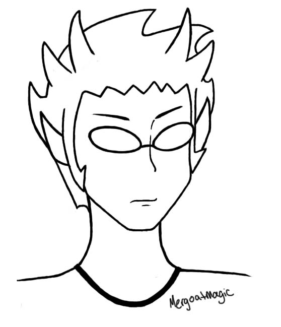 Sollux Lineart by brandiapril09