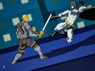 Dark Knight  by njgking75