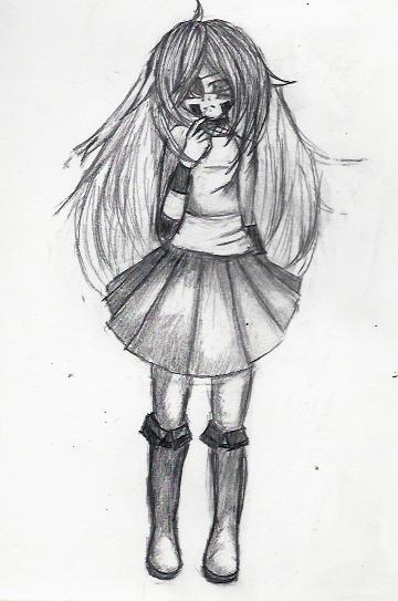 Sketchy Sketch Elaina by Erika624