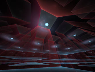 Luminous Chamber by NonZeroSum