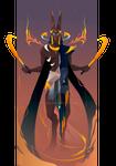 Anubis ~ Egyptian Gods