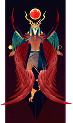 Ra ~ Egyptian Gods