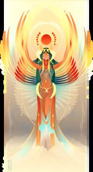 Isis ~ Egyptian Gods