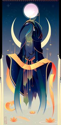 Thoth ~ Egyptian Gods