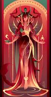 Serqet ~ Egyptian Gods