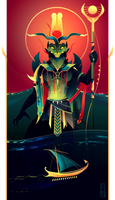 Sobek ~ Egyptian Gods