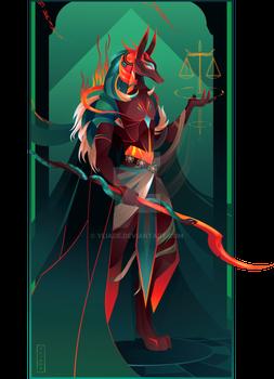 Anubis II ~ Egyptian Gods