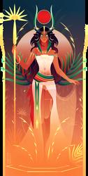 Hathor ~ Egyptian Gods