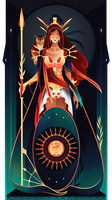 Athena ~ Greek Mythology