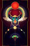 Khepri ~ Egyptian Gods