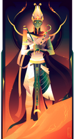 Osiris ~ Egyptian Gods