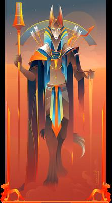 Wepwawet ~ Egyptian Gods