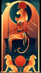 Tefnut ~ Egyptian Gods