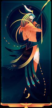 Horus ~ Egyptian Gods