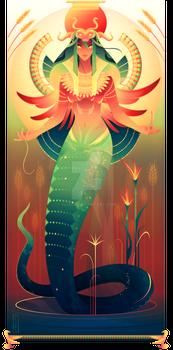 Renenutet ~ Egyptian Gods