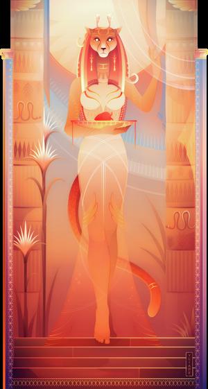 Mafdet ~Egyptian Gods