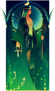 Geb ~ Egyptian Gods