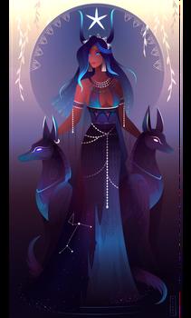 Sopdet ~ Egyptian Gods