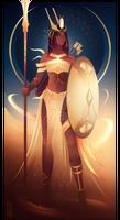 Neith ~ Egyptian Gods