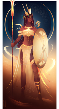 Neith ~ Egyptian Gods