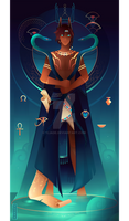 Heka ~ Egyptian Gods