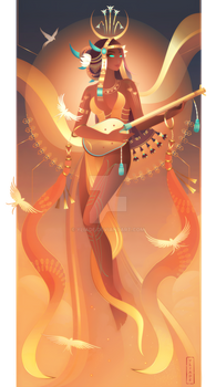 Meret ~ Egyptian Gods