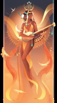 Meret ~ Egyptian Gods