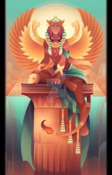 Sphinx ~ Egyptian Gods
